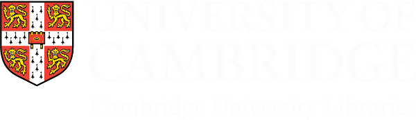 Cambridge University Libraries logo